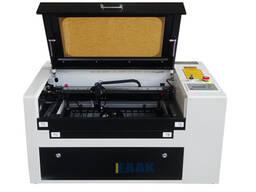 Настольный лазерный гравировальный станок EK350