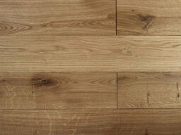 Oak engineered flooring, solid oak floor boards - photo 3