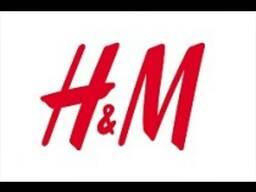 Одежда HM микс с этикеткой