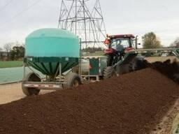 Organic fertilizers Chicken compost Good Yield