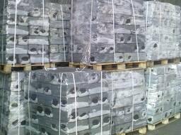 Peat briquettes for heating \ Торфобрикет в пачках по 10-12 кг на европоддоне