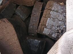 Peat briquettes for heating \ Торфобрикет в мешках типа Биг-Бэг