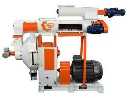 Pellet mill, pellet press