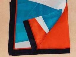 Платки и шарфы шелковые - фото 3