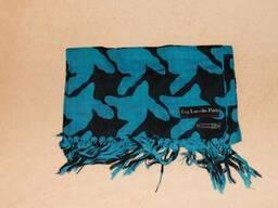 Платки и шарфы шелковые - фото 7