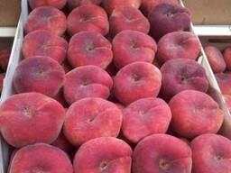 Плоский персик парагвайо. Прямые поставки из Испании.