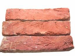 Plytelės, plytų plytelės, plytų efekto plytelės, senos plytos, fasado plytelės