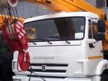 Поставка и продажа новых автокранов моделей Ивановец в Литве, Латвии, Эстонии - фото 6