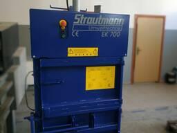 Пресс Strautmann EK 700 для макулатурa, плёнки