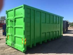 Производство различных видов металлических контейнеров.