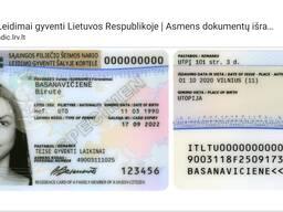 Регистрация адреса в Клайпеде