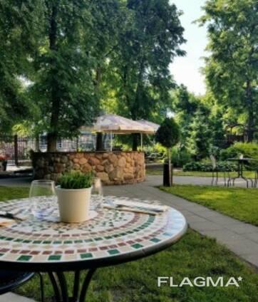 Ресторан/паб с прекрасной террасой в Вильнюсе