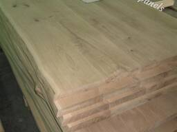 Solid oak panels