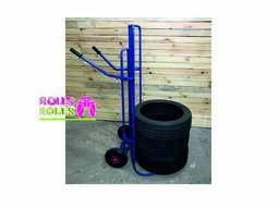 Тележки ручные для перевозки автомобильных шин RR 101 Wi