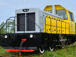 TGM 40-01 diesel locomotive shunting, NEW.