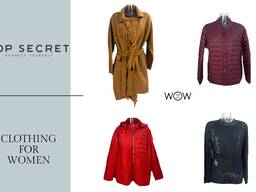 TOP SECRET women's clothing in KG