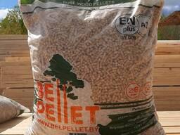 Топливные гранулы (Пеллеты) / Wood pellets ENPlus A1