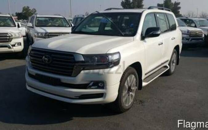 Toyota Land Cruiser 200 -2018 model