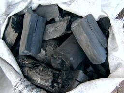 Уголь древесный, береза 100%
