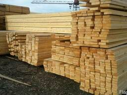 We offer the supply of lumber Belarus - фото 1