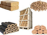 We sell fuel briquettes, fuel pellets, kindling, firewood - photo 2