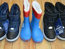 Зимняя обувь Crivit, Esmara, Pepperts, Lupilu - STOCK ОПТОМ - фото 2